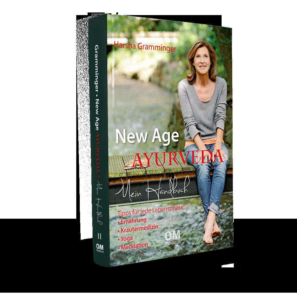 Das umfangreiche Ayurveda-Handbuch von Dr. med. Harsha Gramminger