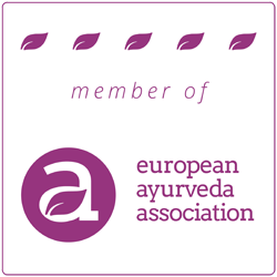 Logo der European Ayurveda Association (EUAA)