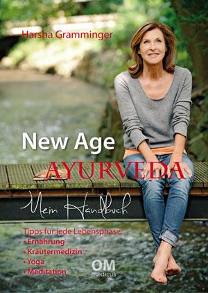Harsha Gramminger New Age Ayurveda Handbuch Cover