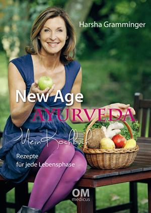 Harsha Gramminger New Age Ayurveda Kochbuch Cover